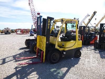 2013 HYSTER H50FT 2200 Lb Forklift