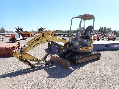 2008 YANMAR VIO35-5B Mini Excavator Parts/Stationary Construction-Other