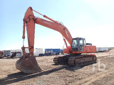 2003 HITACHI ZX370 Hydraulic Excavator