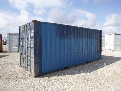 2018 20GP 20 Ft Container