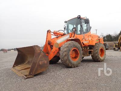 2012 DOOSAN DL200 Wheel Loader