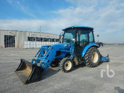 2016 LS XR3037 4WD Utility Tractor