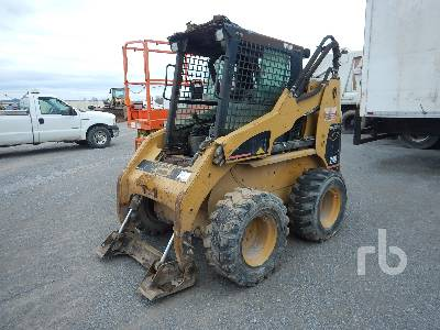 2003 CATERPILLAR 248 Skid Steer Loader Parts/Stationary Construction-Other