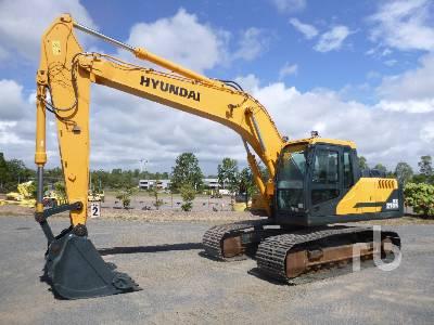 2019 HYUNDAI HX210S Hydraulic Excavator