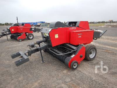 Unused 2020 SJH 9YFQ1.92 Square Baler