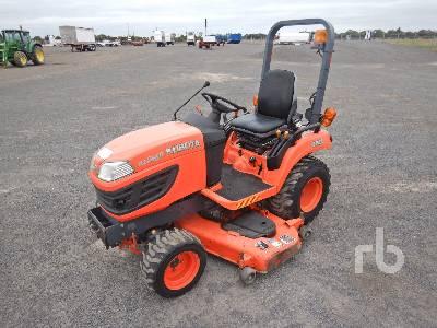 2013 KUBOTA BX2660 4WD Utility Tractor