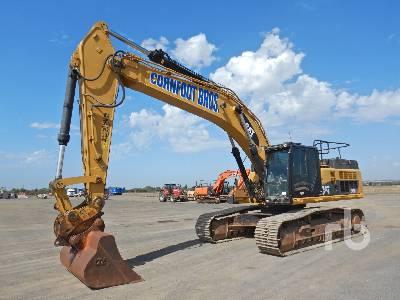 2011 CATERPILLAR 349D L Hydraulic Excavator