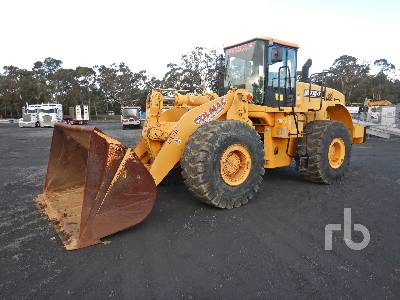 2006 HYUNDAI HL770-7 Wheel Loader