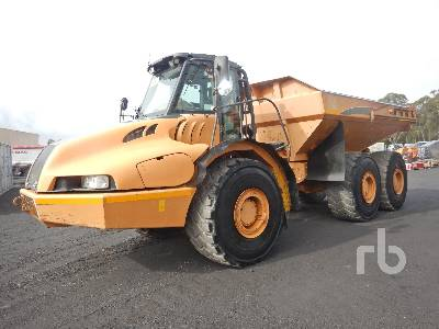2007 CASE 340 6x6 Articulated Dump Truck