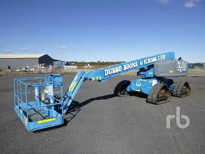 2008 GENIE S-65 Trax 4x4 Boom Lift