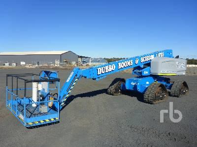 2015 GENIE S-65 Trax 4x4 Boom Lift
