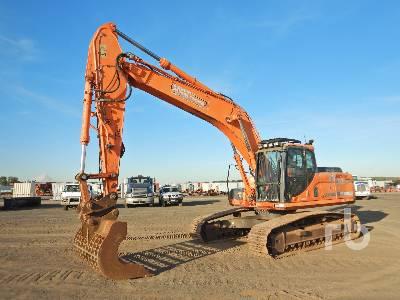 2011 DOOSAN DX255LC Hydraulic Excavator