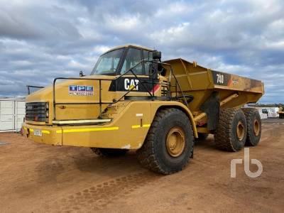 2005 CATERPILLAR 740 6x6 Articulated Dump Truck