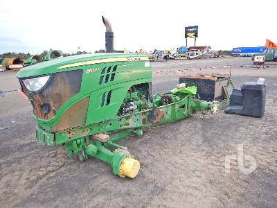 JOHN DEERE 6140M (Parts Only) MFWD Tractor