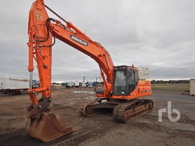 2014 DOOSAN DX255LC Hydraulic Excavator