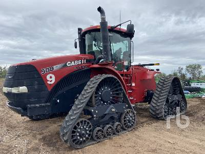 2015 CASE IH 500 Rowtrac Track Tractor