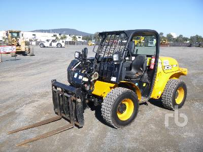 2016 JCB 520-40 4x4 Telescopic Forklift
