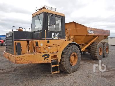 1996 CATERPILLAR D350E 6x6 Articulated Dump Truck