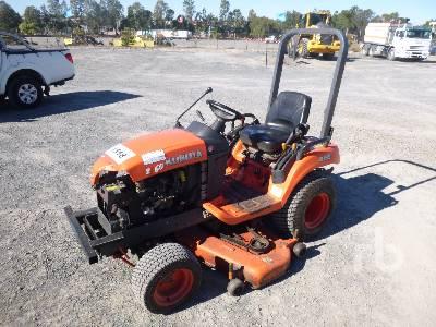 2013 KUBOTA BX2360 4WD Utility Tractor