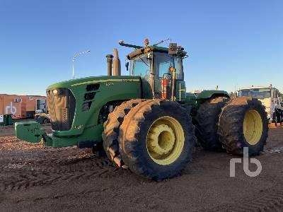 2011 JOHN DEERE 9530 Scraper Special 4WD Tractor