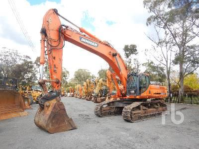 2013 DOOSAN DX480LC Hydraulic Excavator