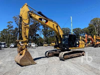 2013 CATERPILLAR 329D L Hydraulic Excavator