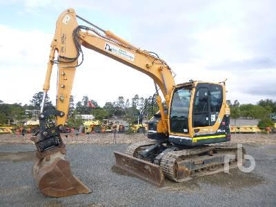 2016 HYUNDAI ROBEX 145CR-9 Hydraulic Excavator