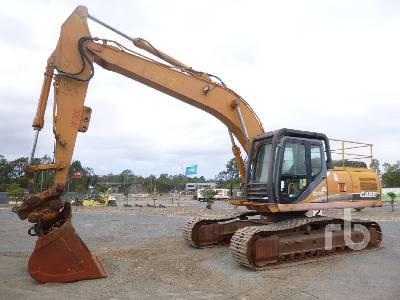 2007 CASE CX290B Hydraulic Excavator