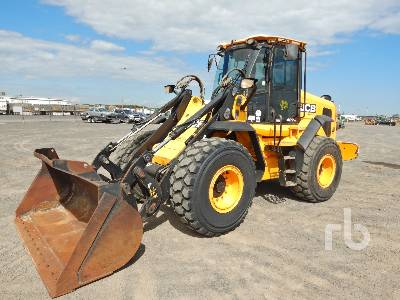 2016 JCB 427 HT Integrated Tool Carrier