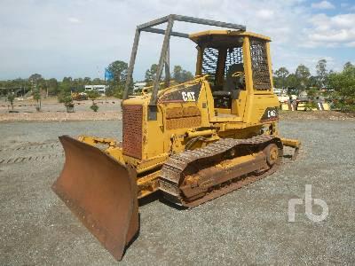 2005 CATERPILLAR D4G XL Crawler Tractor