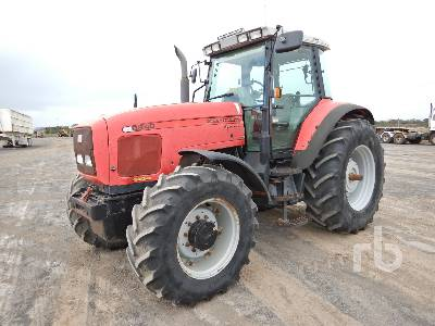 MASSEY FERGUSON 8240 MFWD Tractor