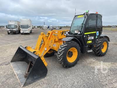 2018 JCB 541-70 4x4x4 Telescopic Forklift