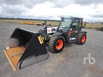 2019 BOBCAT TL30.60 4x4x4 Telescopic Forklift
