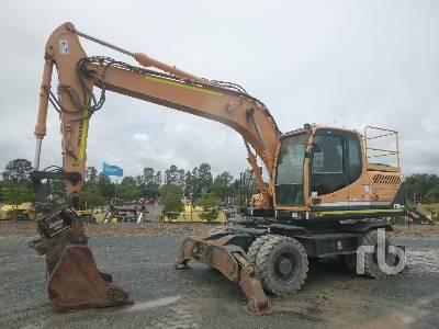 2013 HYUNDAI ROBEX 170W-9 4x4 Mobile Excavator