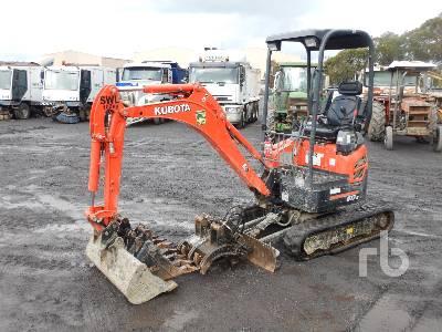 2020 KUBOTA U17-3HG Mini Excavator (1 - 4.9 Tons)