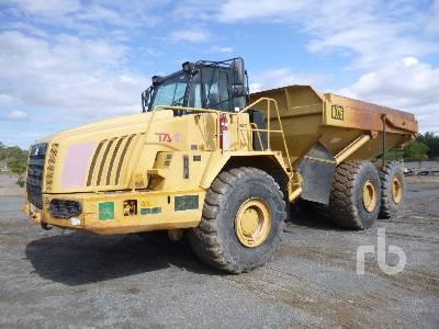 2009 TEREX TA40 6x6 Articulated Dump Truck