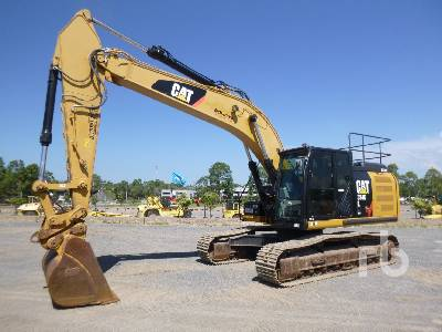 2015 CATERPILLAR 324E L Hydraulic Excavator