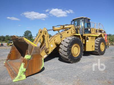2006 CATERPILLAR 988H Wheel Loader