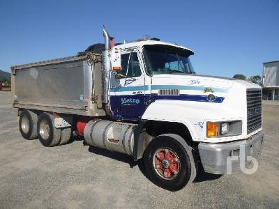 1998 MACK CHR788RS Elite 6x4