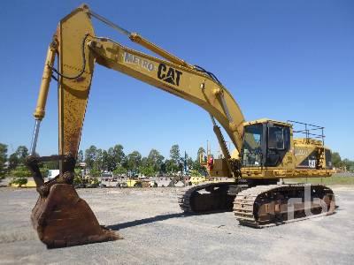 1995 CATERPILLAR 350 Hydraulic Excavator