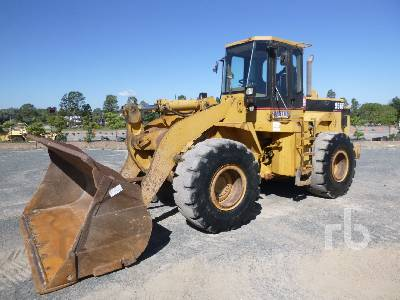 1998 CATERPILLAR 950F Series II Wheel Loader