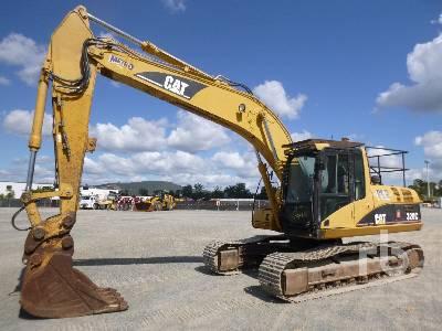2003 CATERPILLAR 320C L Hydraulic Excavator