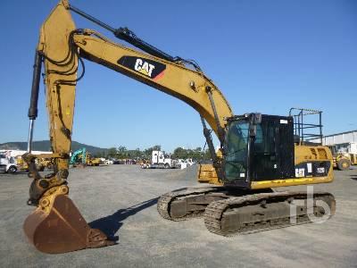2011 CATERPILLAR 323D L Hydraulic Excavator