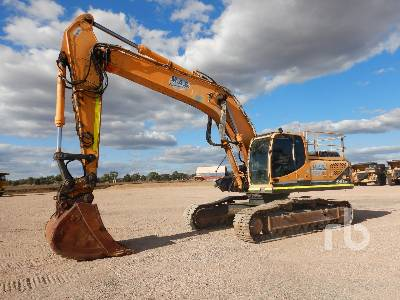 2010 HYUNDAI ROBEX 380LC-9 Hydraulic Excavator