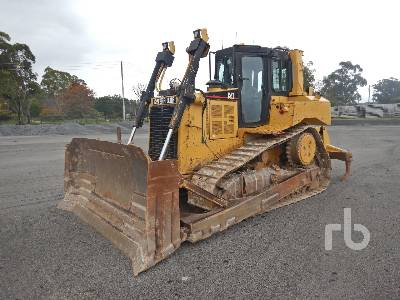 2007 CATERPILLAR D6R XL Series III Crawler Tractor