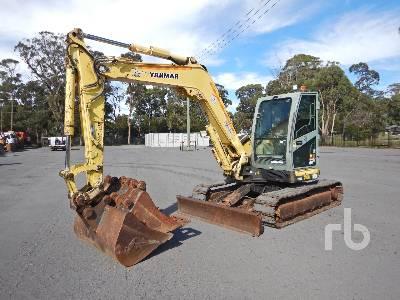2011 YANMAR VIO80 Midi Excavator (5 - 9.9 Tons)