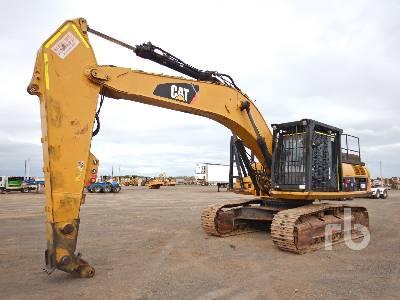 2010 CATERPILLAR 336D Hydraulic Excavator