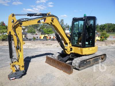 2017 CATERPILLAR 305E2 CR Midi Excavator (5 - 9.9 Tons)