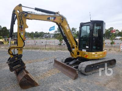 2018 CATERPILLAR 305.5E2 CR Midi Excavator (5 - 9.9 Tons)