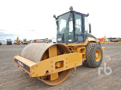 2005 CATERPILLAR CS-563E Vibratory Roller